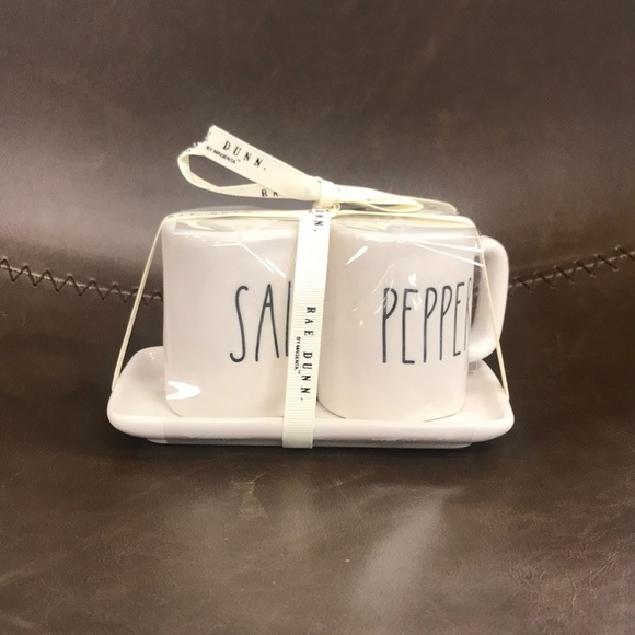 Other - Rae Dunn SALT & PEPPER
